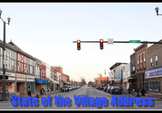 State of the Village Address Slideshow